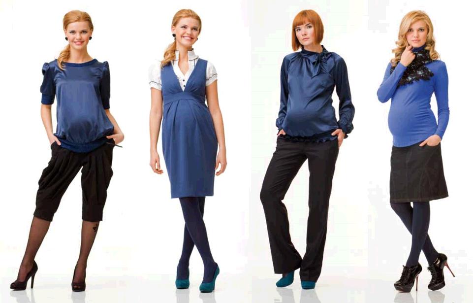 Adelanto ropa premam oto o invierno 2011 2012 - Ropa de bano premama ...