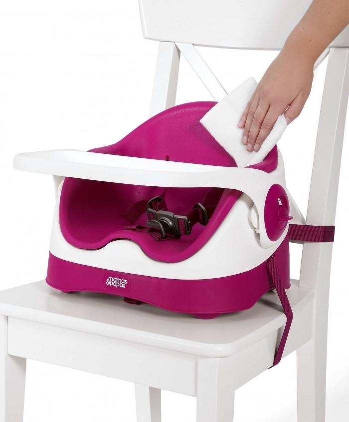 Asientos ergonómicos, son ligeros, portátiles y muy fáciles de limpiar.