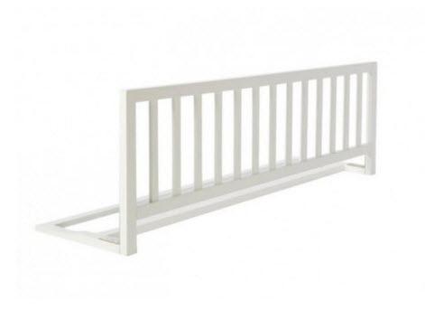 Barrera de cama para niños fabricada en madera
