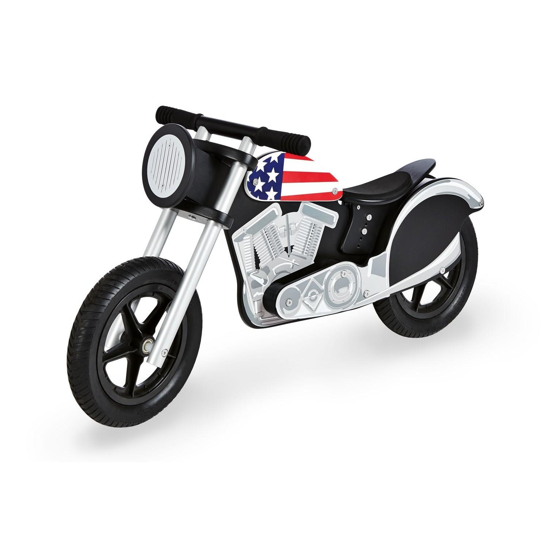 Moto de madera sin pedales Motorrad Cooper - Pinolino