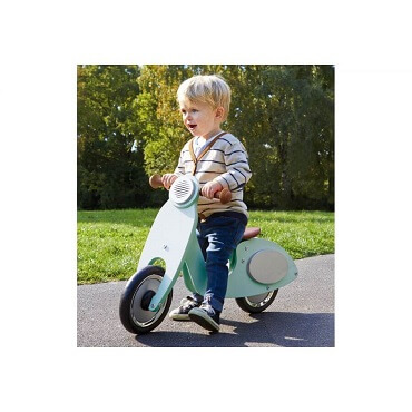 Triciclos y Bicicletas de madera