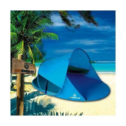 Tiendas Playa con Protección solar