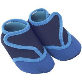 Botines nataci n beb neopreno color azul shopmami - Gorro piscina bebe ...