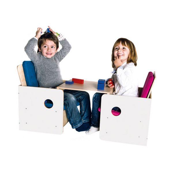 Duo Silla Osit + Bandeja Nuun Kids +24 m