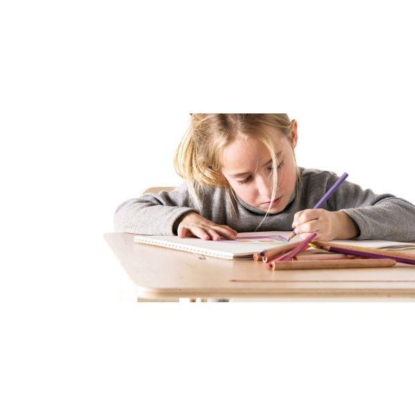 Escritorio + Silla UBDESIGN NUUN KIDS + 5 AÑOS