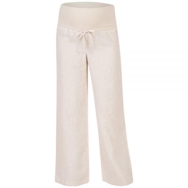 Pantalón Premamá de Lino