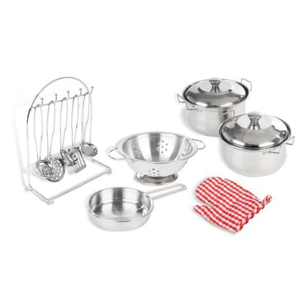 Accesorios para Cocinas Infantiles - 13 piezas - Pinolino