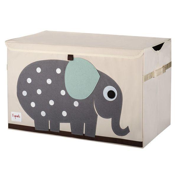 Arcón para Juguetes Elefante
