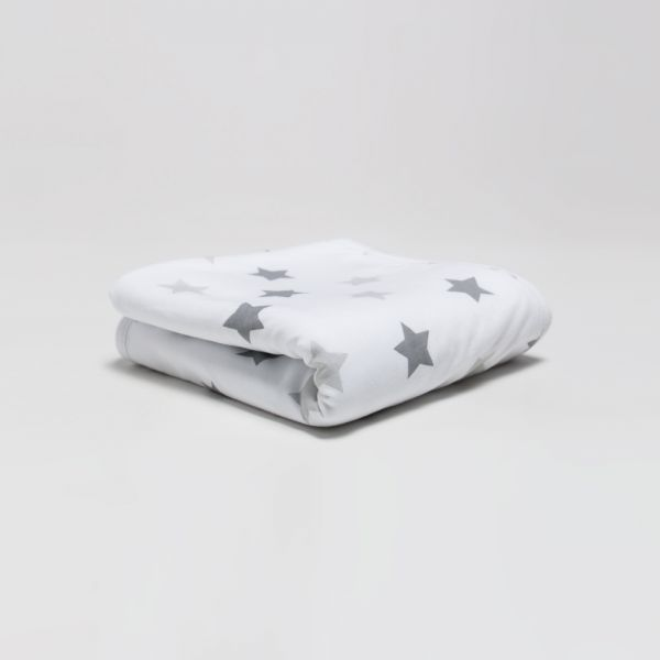 Arrullo Big Stars gris - BonJourBebe