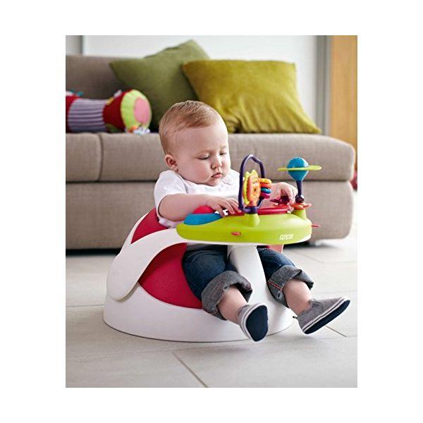 Baby Snug con Bandeja de Mamas & Papas