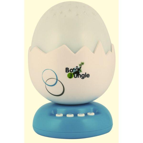 B-Egg Proyector de luz y  Musical - Bo Jungle
