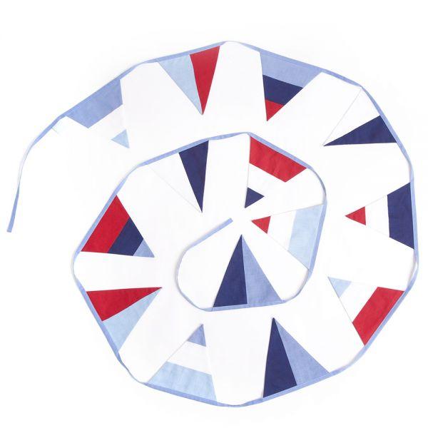 Guirnalda de Banderines Náuticos
