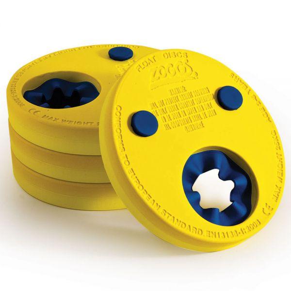 Discos flotadores de Natación Zoggs para bebés y niños