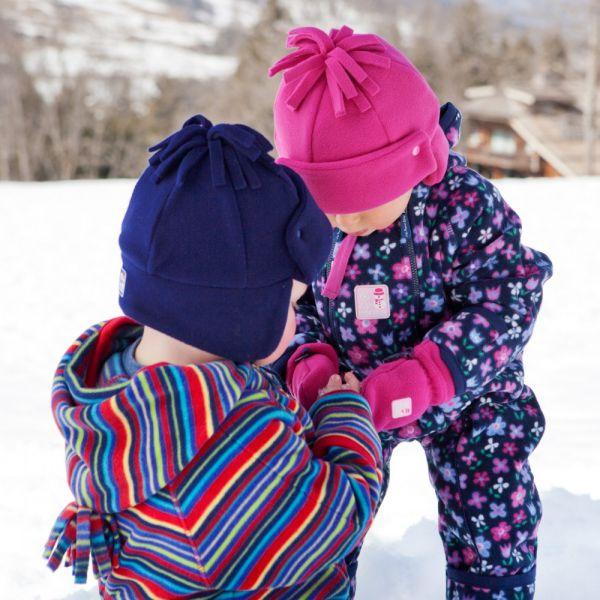 Gorro Polar con Visera para Niños