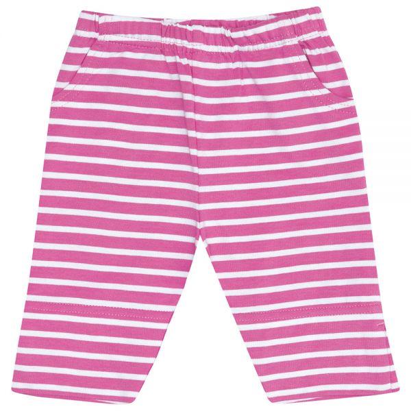 Pantalón Cangrejero Algodón Rosa