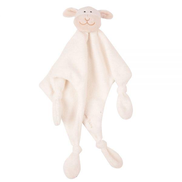 Doudou para Bebés Ovejita Blanca