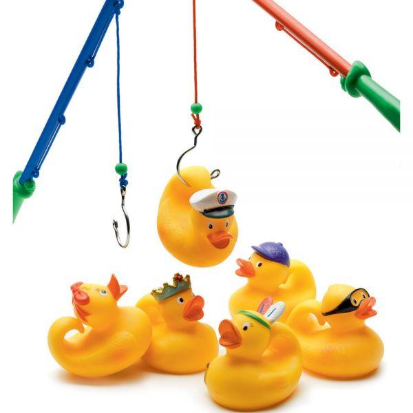 Pescando Patos Juego de Baño