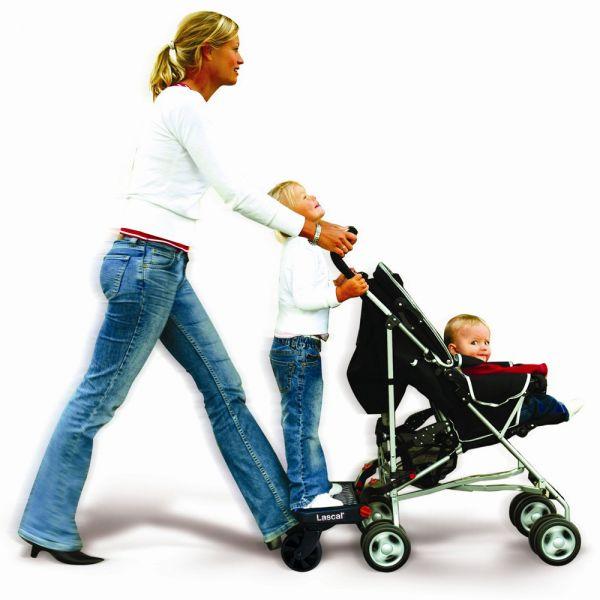 Patinete silla de paseo lascal buggy mini shopmami - Patinete silla paseo ...
