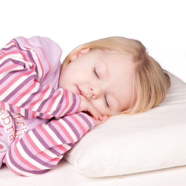 Almohada para niños Clevafoam