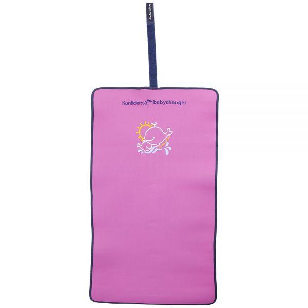 Cambiador de Piscina para Bebé de Neopreno en color Fucsia