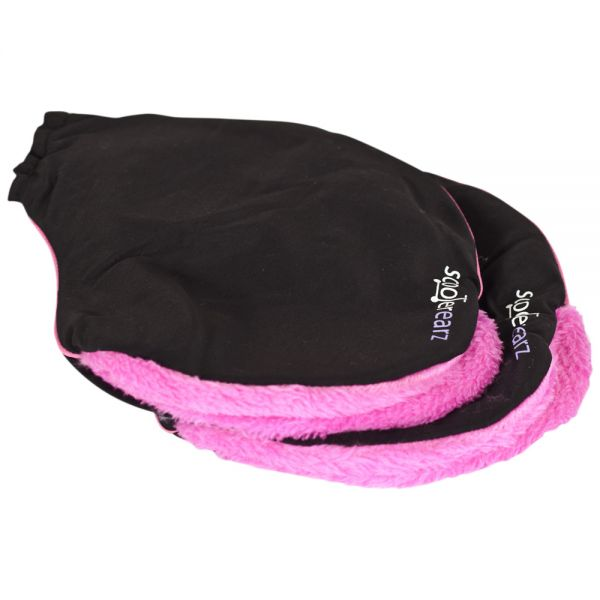 Manoplas para Patinete de Scooterearz en Color Rosa