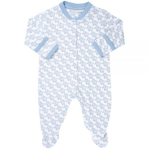 Pijama Bebé Estampado Pequeños Elefantes