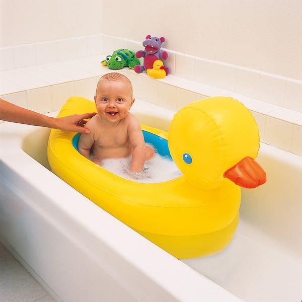 Bañera hinchable Pato de Munchkin