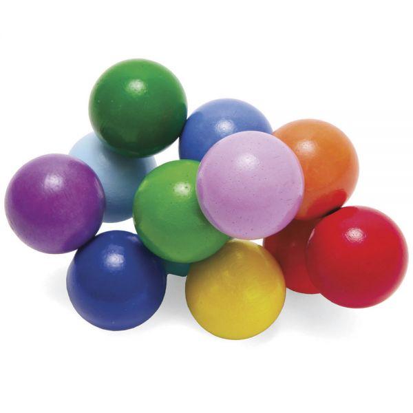 Juguete Bolas de Madera para Bebés