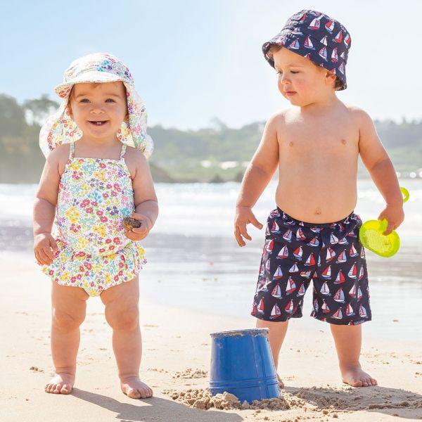 Bañador Pañal Bebé y Niña
