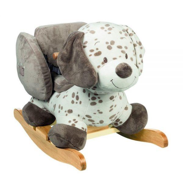 Balancín de Madera para Bebés de Nattou - El Perrito Max