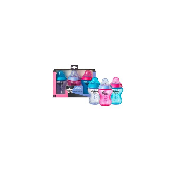 Biberones 260 ml Colour My World - Tommee Tippee
