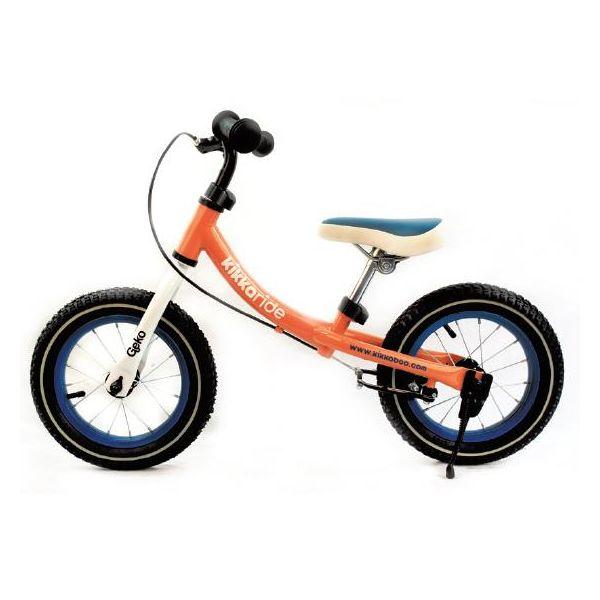 Bicicleta Infantil de Equilibrio Geko naranja - Kikkaboo