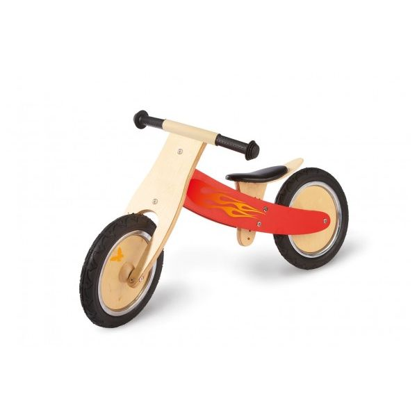 Bicicleta Sin Pedales Color Rojo
