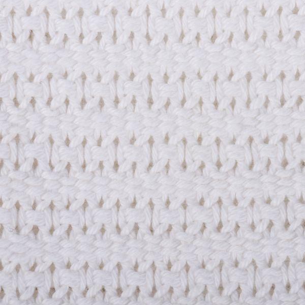 Arrullo a Ganchillo de la marca Abeille - color Blanco