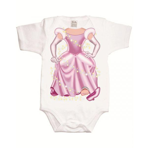 Body Bebé Cenicienta