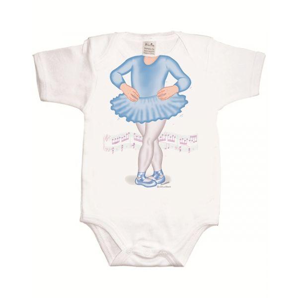 Body para Bebé Bailarina