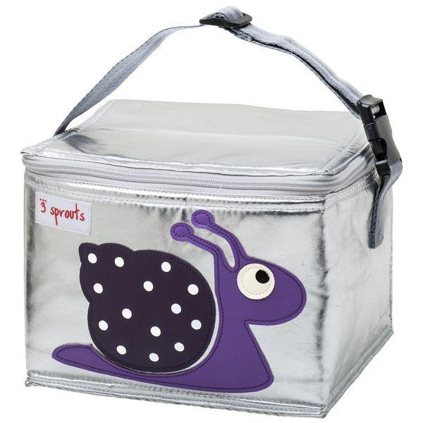 Bolsa Térmica Infantil Caracol