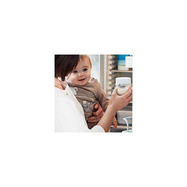 Tapas para Almacenar Leche Materna - 4 Unidades