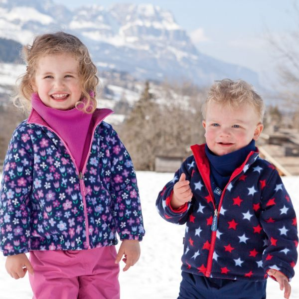 Braga Cuello Polar para Niños