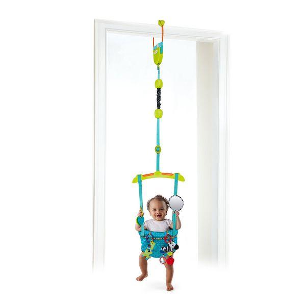 Bright-Starts - Saltador de puerta Selva