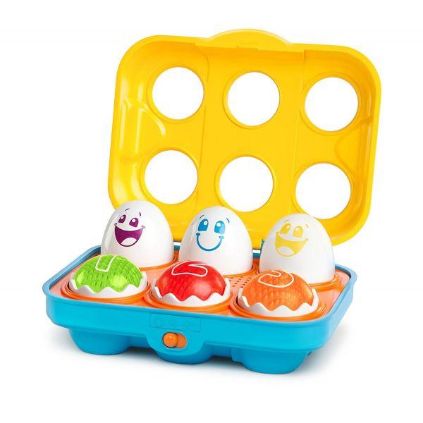 Bright Starts Juguete Huevos Parlanchines