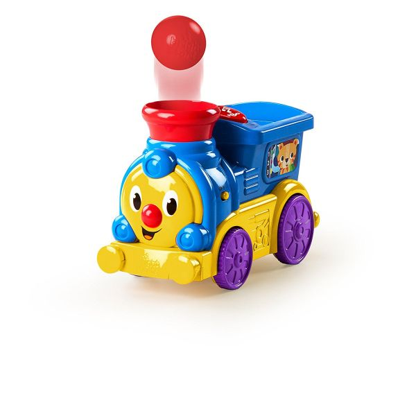Bright Starts Roll & Pop - Tren de juguete