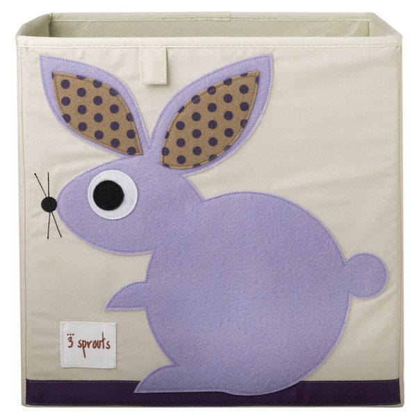 Caja de Almacenaje Conejo
