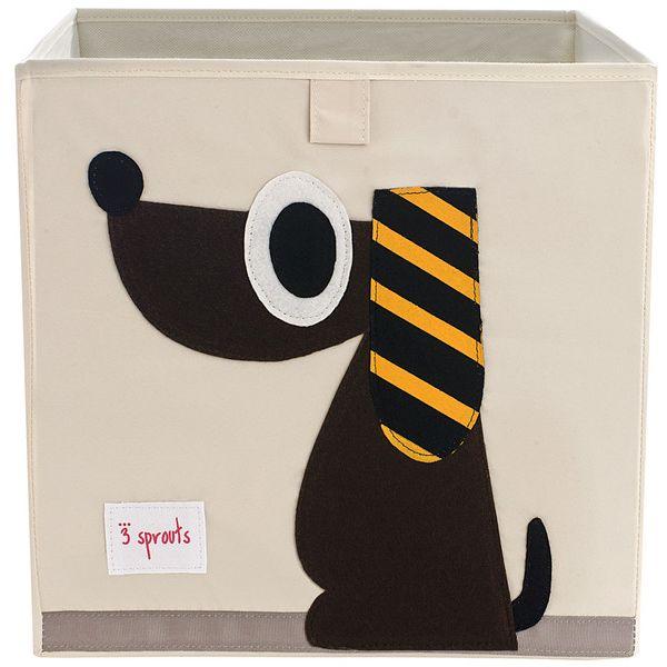 Caja de Almacenaje Perro