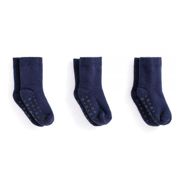 Calcetines Gruesos para Bebés y Niños - 3 Pares