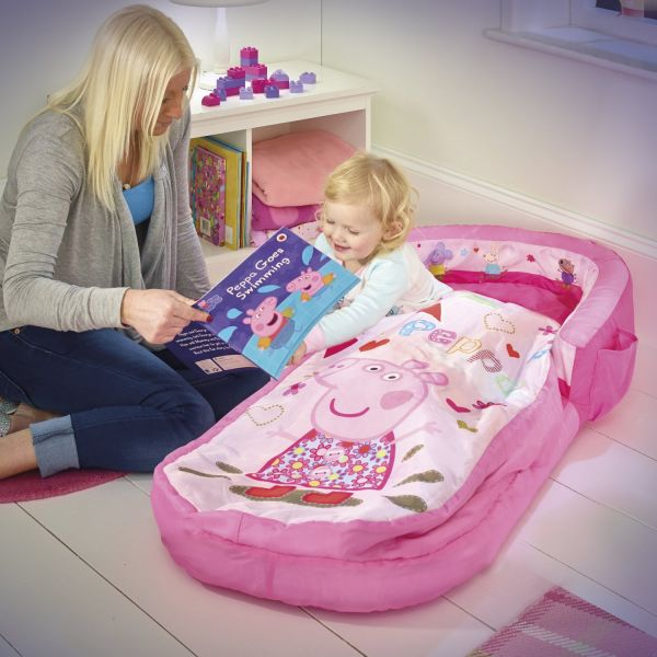 Cama Hinchable Infantil Peppa Pig