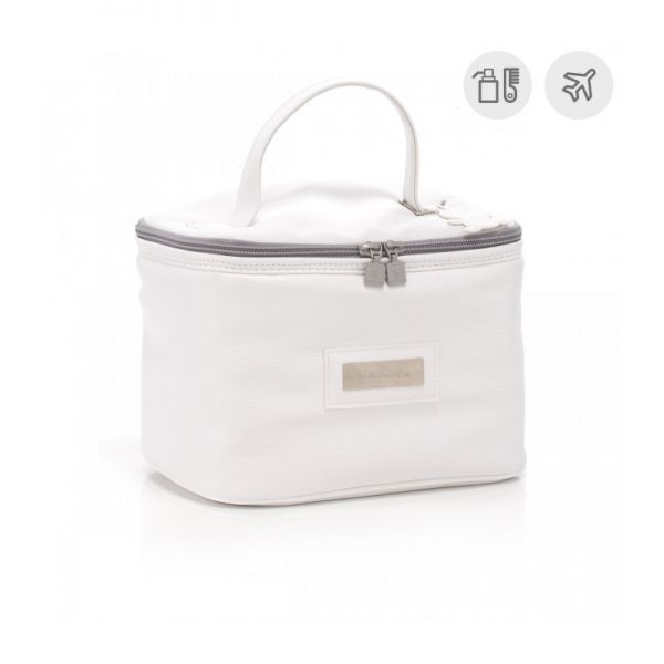 Cambras - Bolso Neceser Mini Elegance Blanco