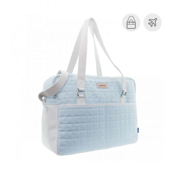 Cambrass - Bolso Maternal y Hospital Carla azul