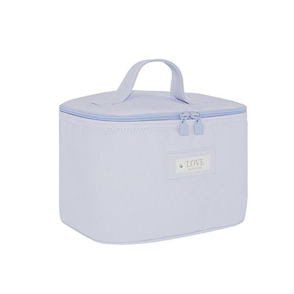 Cambrass - Bolso Neceser Mini Swarovski Azul