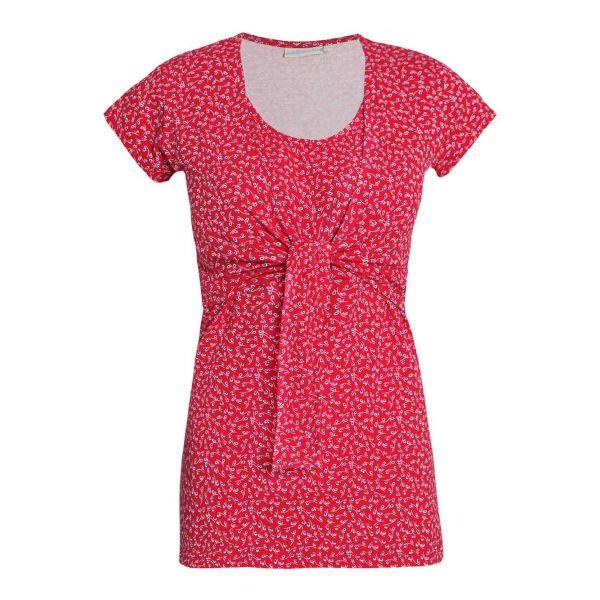 Camiseta Lactancia Roja